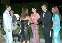 Весела Кюлева и Дарина Павлова с живи съпрузи
