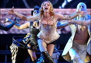 Концерт на Мадона