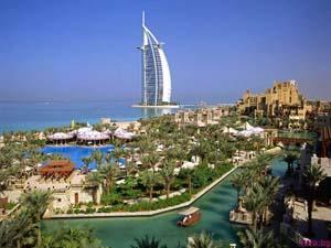 Изглед от Дубай