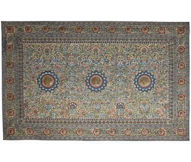 Перленият килим от Барода