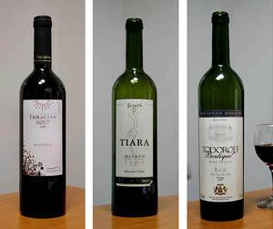 Качествени български вина