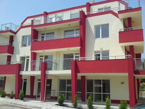 Типична нова жилищна сграда