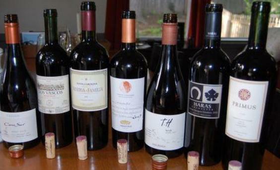Чилийски вина