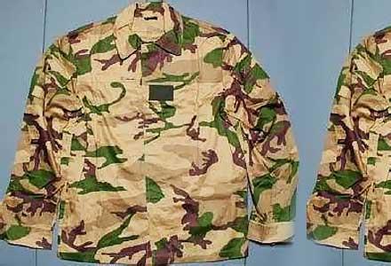 Военни дрехи